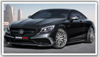 Mercedes-Benz S-class Coupe Tuning